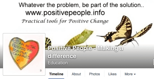 Positive People - Over 1 million Fans