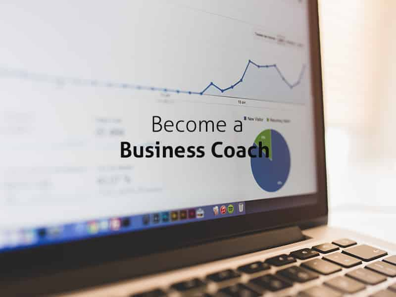How to Become a Business Coach become a business coach