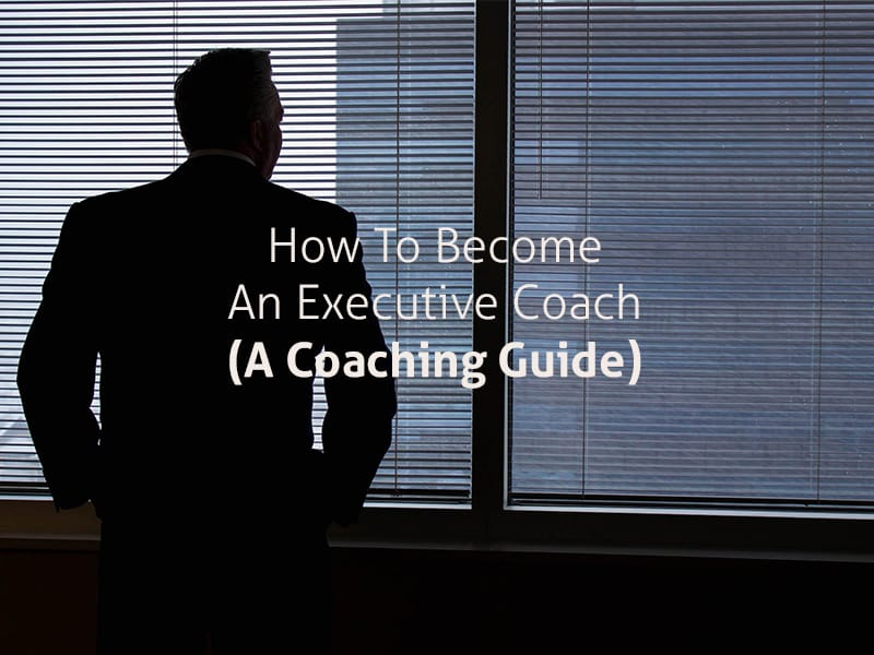 How To Become An Executive Coach (A Coaching Guide) executive coach