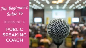 The Beginner's Guide To Becoming A Public Speaking Coach public speaking coach