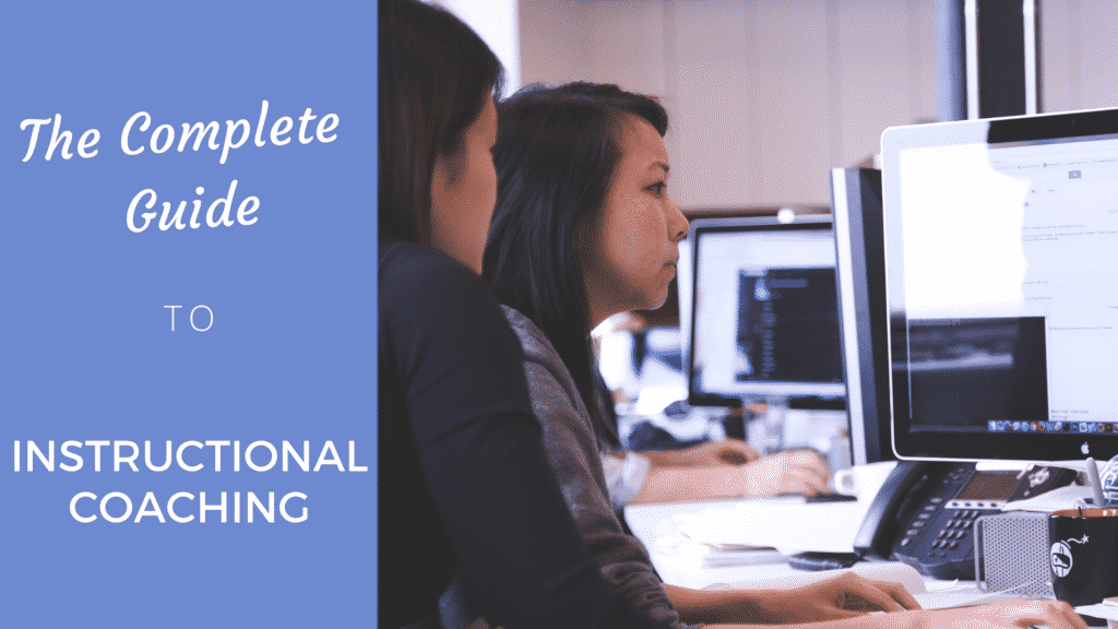 The Complete Guide to Instructional Coaching instructional coaching