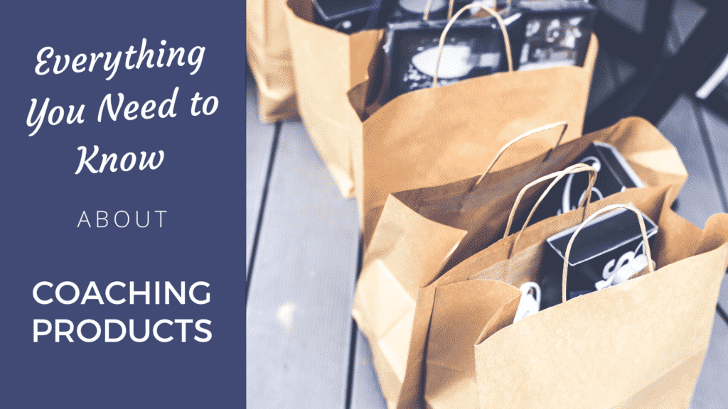 Coaching Products 2020: All You Need to Know coaching products