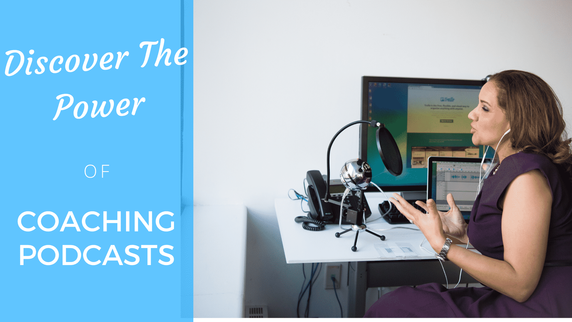 Discover the Power of Coaching Podcast coaching podcast