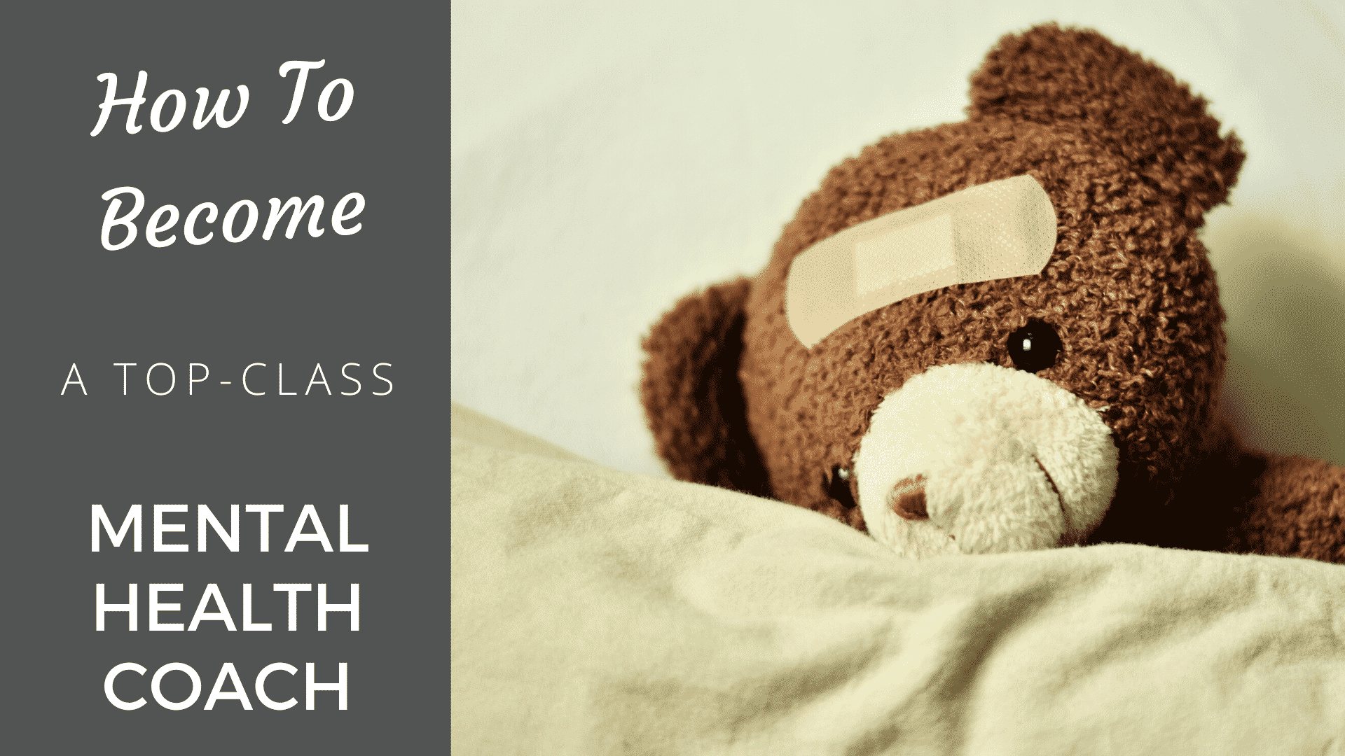 How To Be A Top-Class Mental Health Coach mental health coach