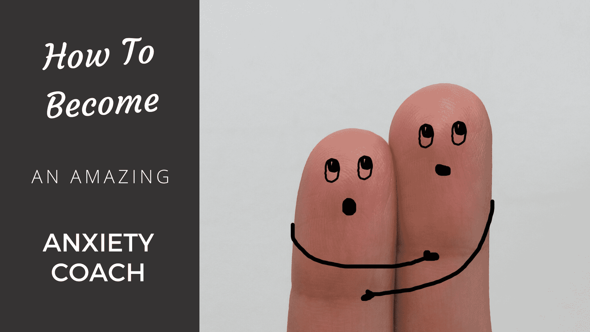 How to Become an Amazing Anxiety Coach (2021) anxiety coach