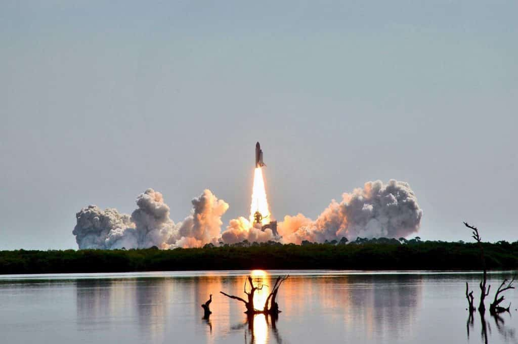 discovery space shuttle, launch, mission