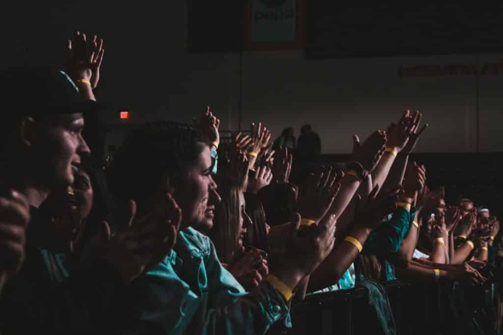 Taken at the Quinn XCII show with special guests Ayokay and DJ Dill Pickle at McGuirk Arena at Central Michigan University on Oct. 27.