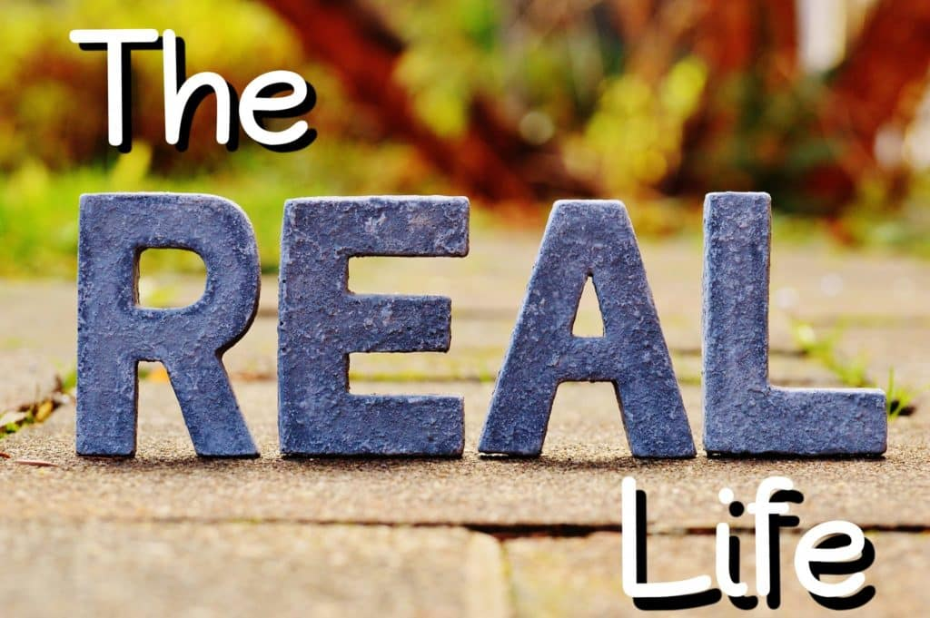 the true life, reality, real, grow coaching model