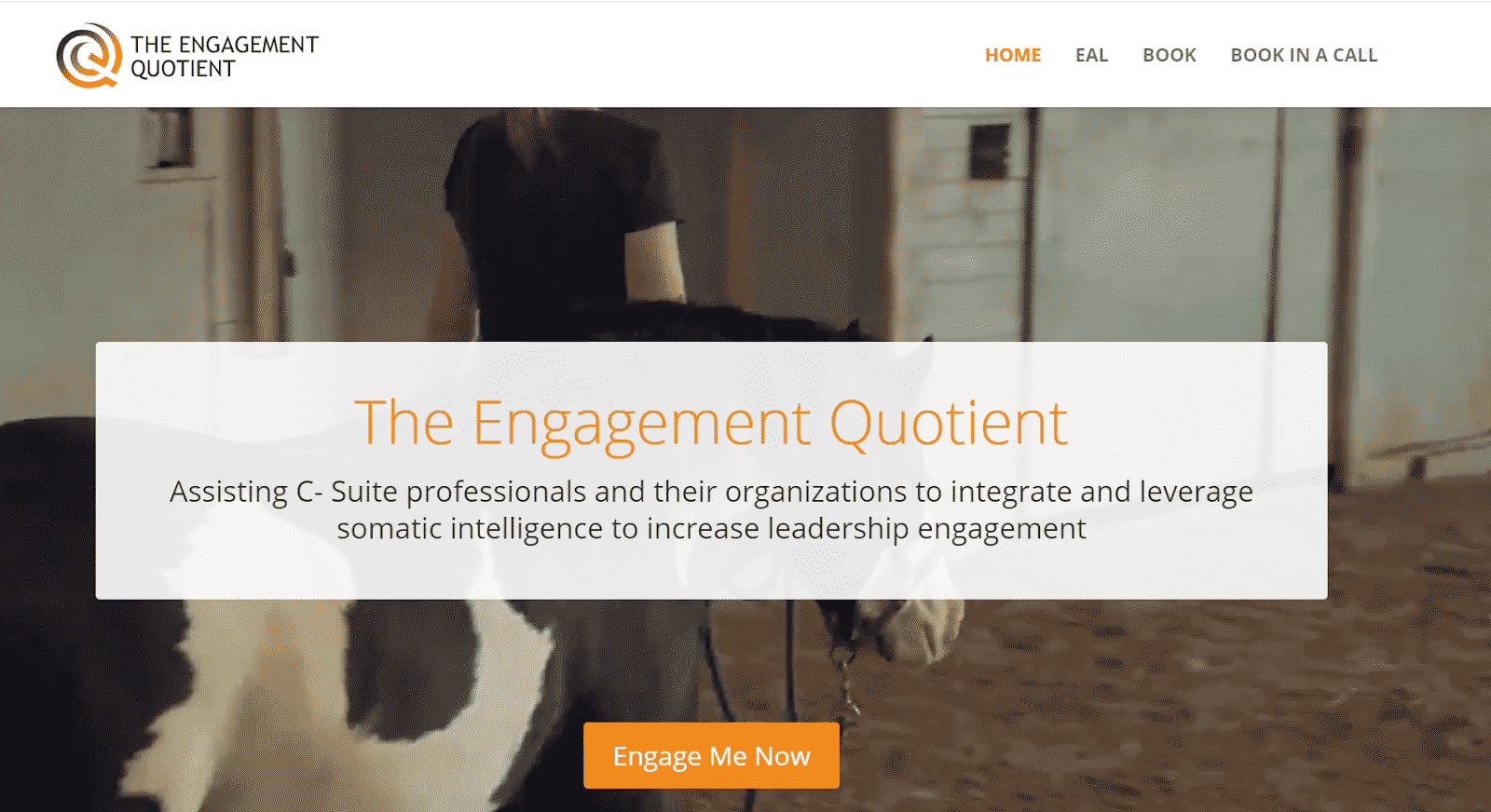 THE ENGAGEMENT QUOTIENT