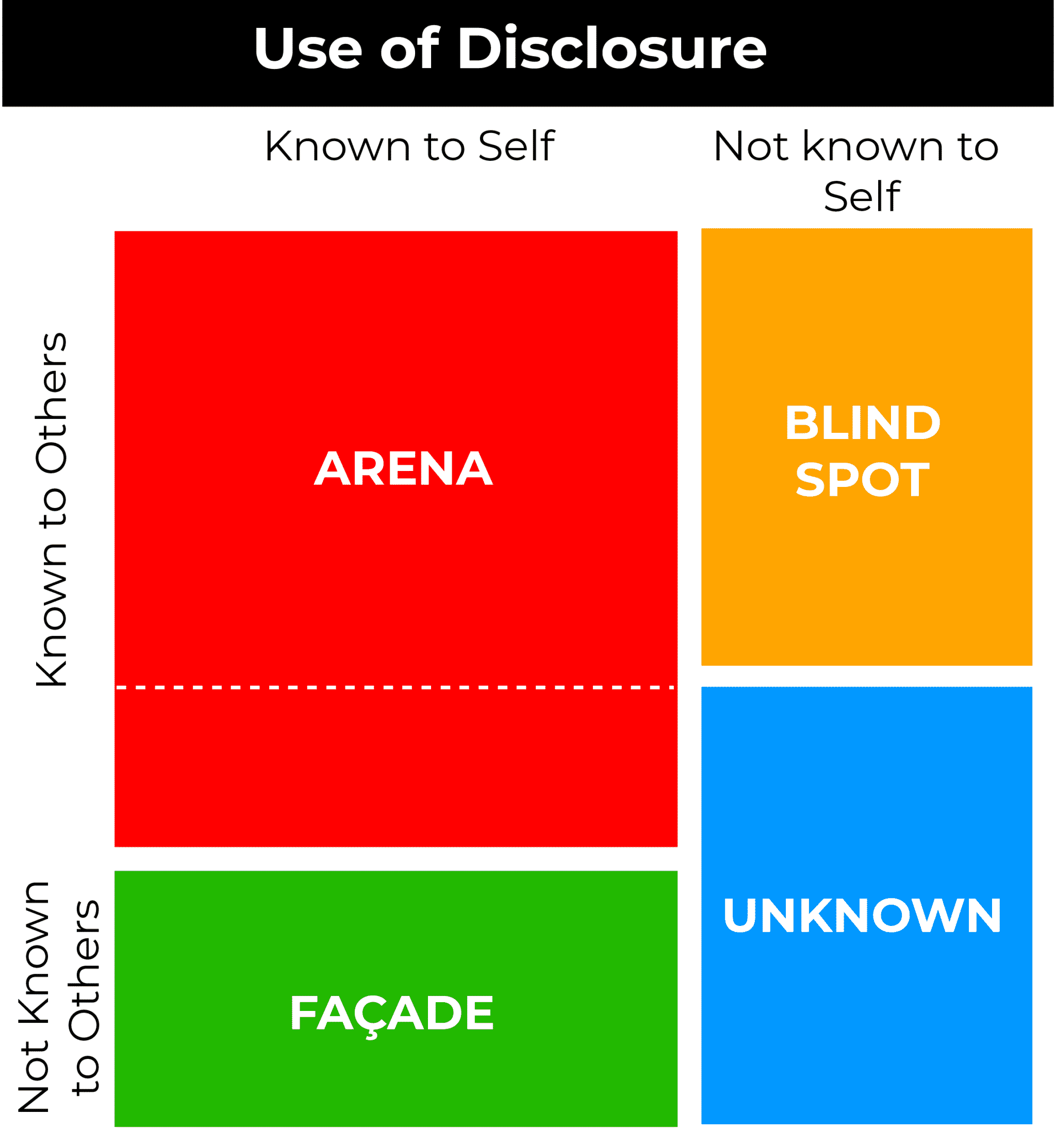 USE OF DISCLOSURE