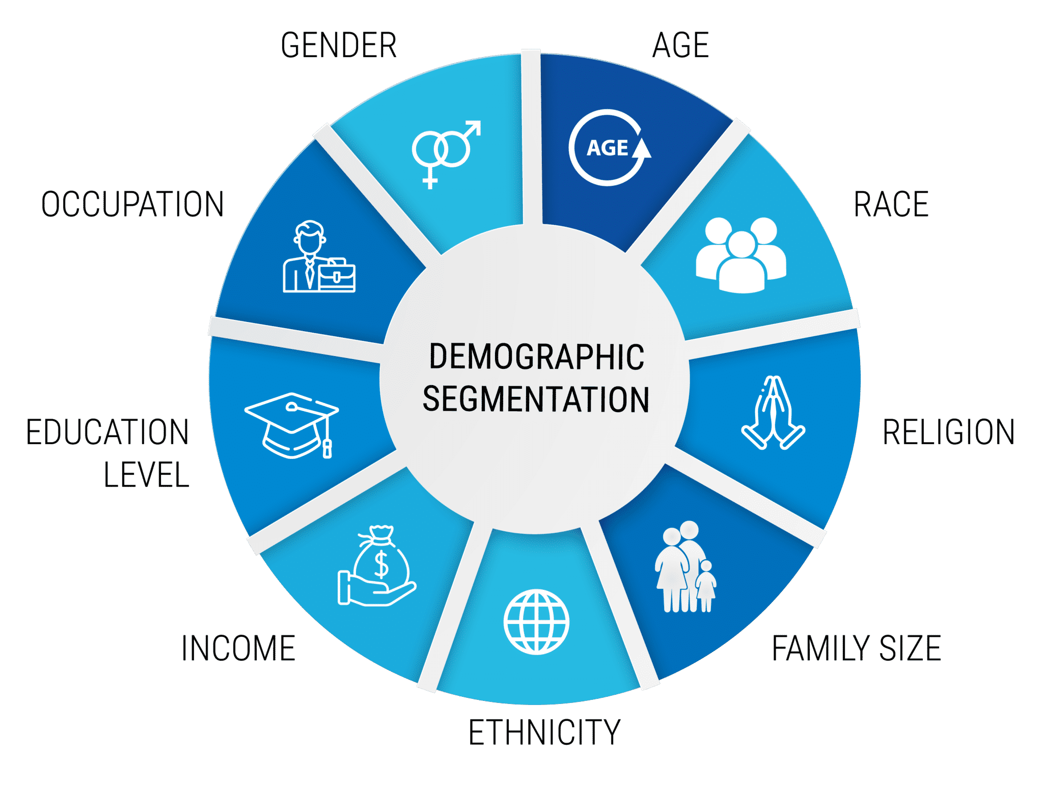 demographic segmentation - starting a coaching business while working full-time