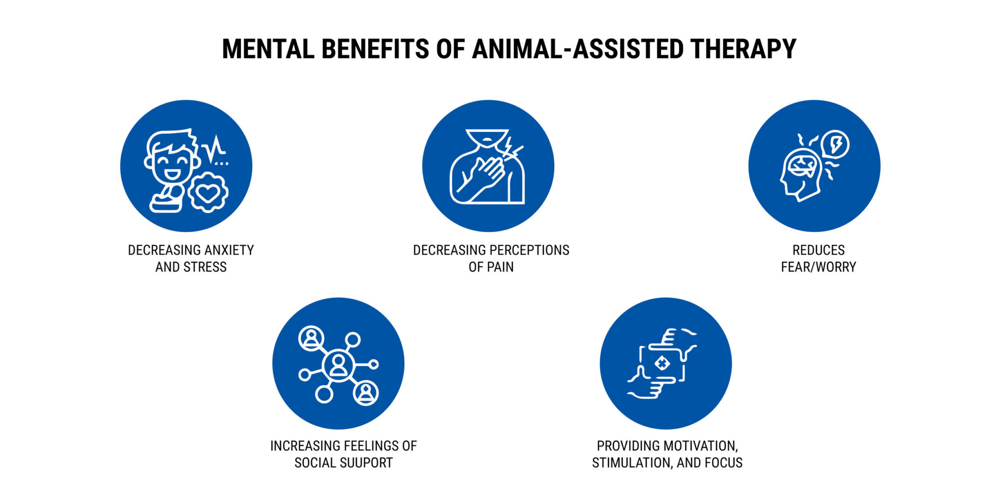 MENTAL BENEFITS OF ANIMAL-ASSISTED THERAPY